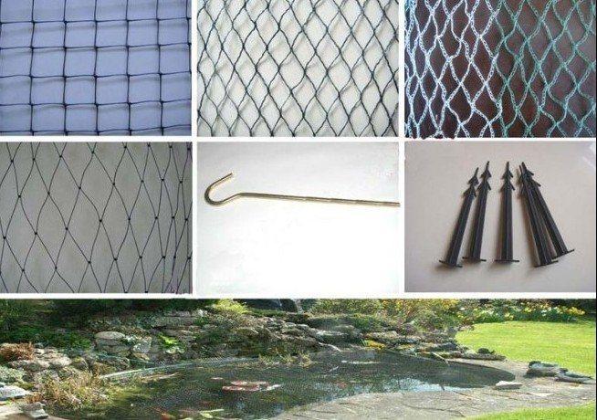 HDPE池塘网PCN