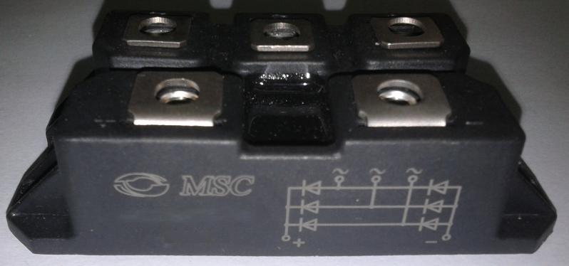 三相整流桥(MSDM75-16)