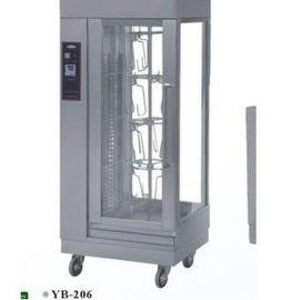 全自动立式旋转电热烤炉