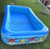 可定制化PVC充气游泳池
