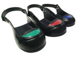 铝合金钢头劳保鞋防滑防砸访客安全橡胶鞋套厂家直销