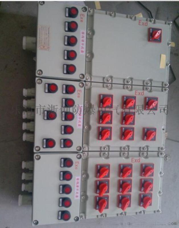 BXM51-4/16K油漆房防爆配电箱