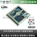 LoRa扩频MESH网状7级路由自组网无线数传模块