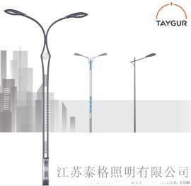 泰LED照明灯、双臂路灯,户外路灯、太阳能路灯