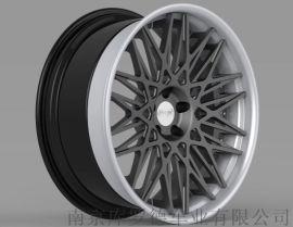锻造轿车三片式铝合金轮毂1139