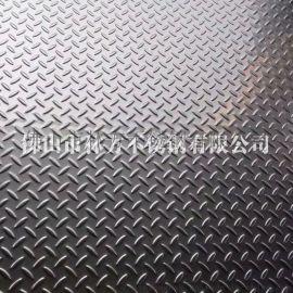 厂家直销不锈钢电梯花纹板 不锈钢防滑板加工