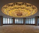 北京酒店別墅水晶燈定製