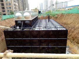 抗浮地埋箱泵一体化的设计理念和要求