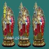 阿難羅漢 釋迦牟尼佛十大弟子之一 樹脂材質