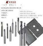 3d玻璃石墨模具加工專用刀具/華菱超硬HPD金剛石塗層石墨刀具