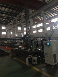 不锈钢换热器反应釜直环缝深熔焊接机