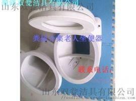 旱厕改造坐便器马桶粪尿分集分离免水冲