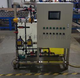 云瑞小型电解法次氯酸钠发生器消毒设备