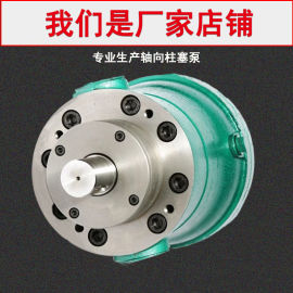 旭思盛 1.25MCY14-1B轴向柱塞泵 柱塞泵