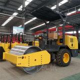 单钢轮3.5吨座驾式压路机路面压实机农用小型压路机