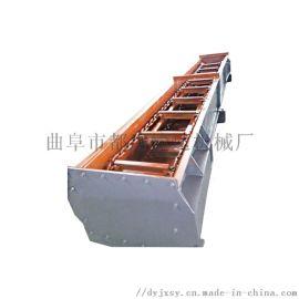 防尘刮板输送机 灰粉用弯曲式刮板机qc