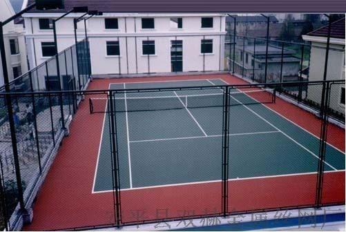 圍網廠家 足球圍欄網 學校體育圍網 羽毛球場圍網