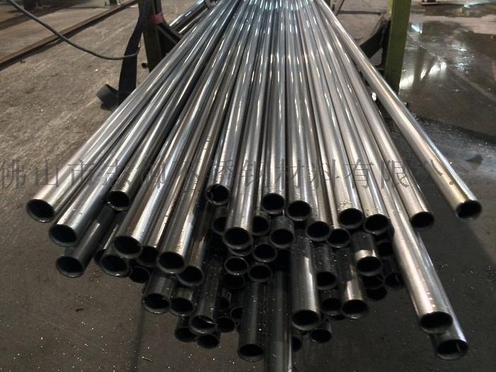 六盘水拉丝不锈钢焊管, 现货不锈钢工业管, 304不锈钢细管