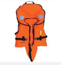 供应新款水上运动衣,船用救生衣,带跨带的成人浮力救生衣