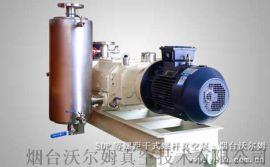 SDP等螺距干式螺杆真空泵_不锈钢螺杆泵厂家直销