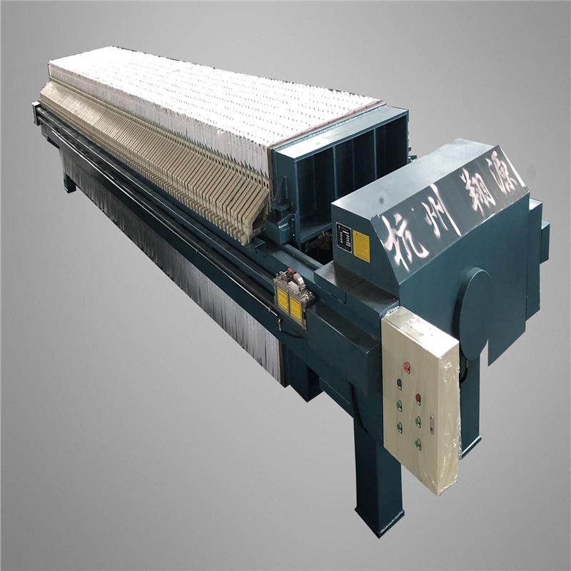 高效過濾設備 翔源廂式隔膜壓濾機液壓系統