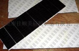 [厂家订做] 黑色防静电硅胶垫,  防静电硅胶皮