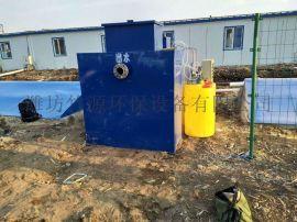 养猪场地埋式一体化污水处理设备工艺应用