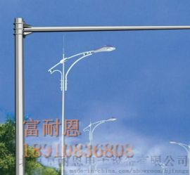 监控立杆2米到6米监控马路立杆球机 机杆