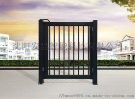 沈阳红门电动侧小门P701TA小区出入口门禁设备