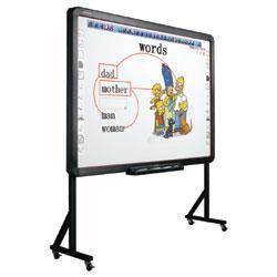 鸿合122英寸电子白板HV-I8122W