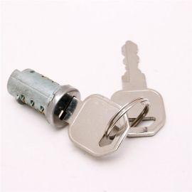 文件櫃鎖 葉片鍍鋅文件櫃門鎖 鋼印家具鎖辦公鎖廠家定制生產