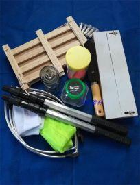 标本采集制作工具10件套浮游生物藻类捕捞工具套装标本制作教学实