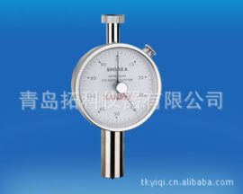 LX-D硬橡胶硬度计,机械式硬度计