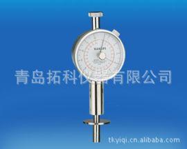 城阳厂家直销亚克力材料硬度計LX-A 包邮指针表盘式硬度計