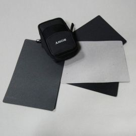 供應110G黑卡充皮紙黑色牛皮紙