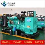 濰坊120kw柴油發電機組備用電源 R6105IZLD柴油機 純銅電機