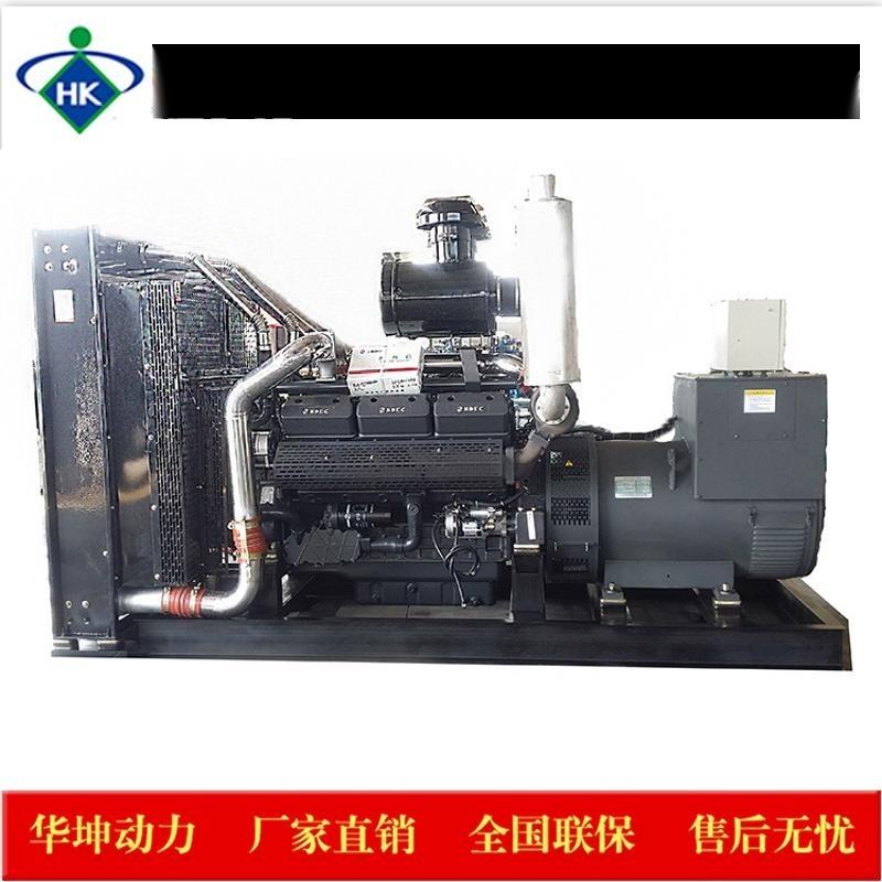 房地产小区  停电备用上柴400kw柴油发电机组上海上柴股份