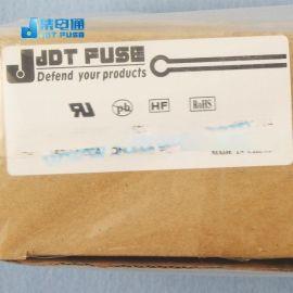 JFP1100TL-350v电阻式保险丝1A慢断黄色直插保险丝