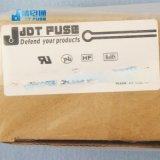 JFP1100TL-350v電阻式保險絲1A慢斷黃色直插保險絲