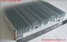 大功率LED路灯散热器(MJ-L1137)
