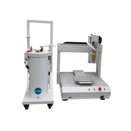 全自动ab双液灌胶机 智能三轴热熔胶喷胶机 深圳注胶机平台批发