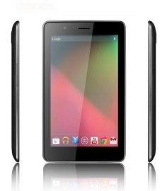 创想X7高清3G双核双卡双待GPS导航蓝牙电视机收音机7寸平板电脑