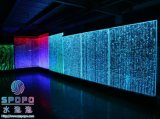 LED水舞气泡墙