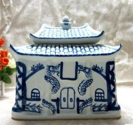 陶瓷殡葬用品陶瓷骨灰盒
