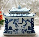 陶瓷殯葬用品陶瓷骨灰盒