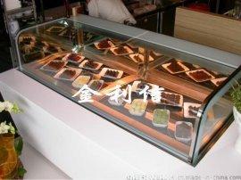 马卡龙冷藏展示柜