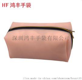 拉链电压袋化妆品包 透明防水旅行化妆收纳