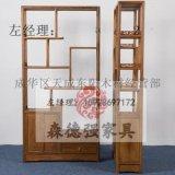 楠木中式醫藥櫃傢俱定製,成都醫藥展示櫃傢俱,仿古藥櫃定製加工