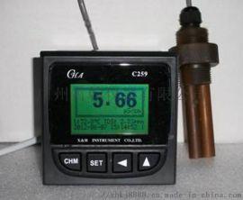 工业在线电导率仪,高温电导率仪, C259