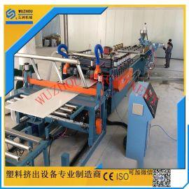 PVC塑料建筑模板生产线/机械/设备